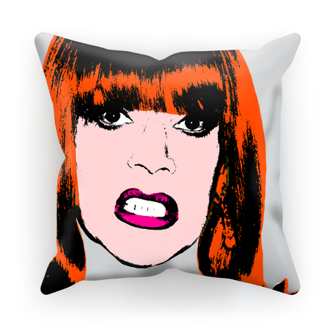 That Bothers Me - Miss Coco Peru X Binge Cushion Cover