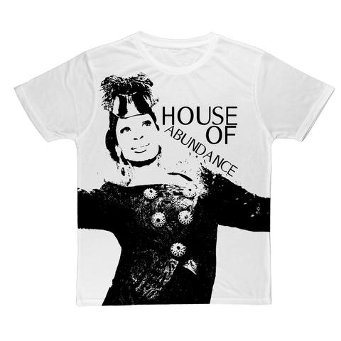 Pose - House of Abundance Fashion Tee