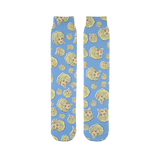 Dolly Mix Whorehouse Blue - XWayneDidIt Sublimation Tube Sock
