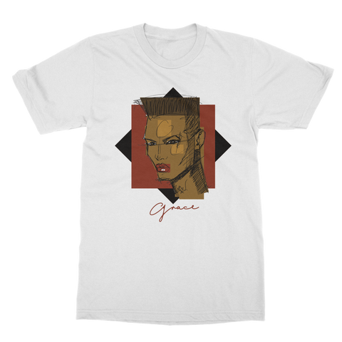 Grace - X WayneDidIt Classic Adult T-Shirt