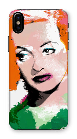 Hollywood Greats - Bette Phone Case