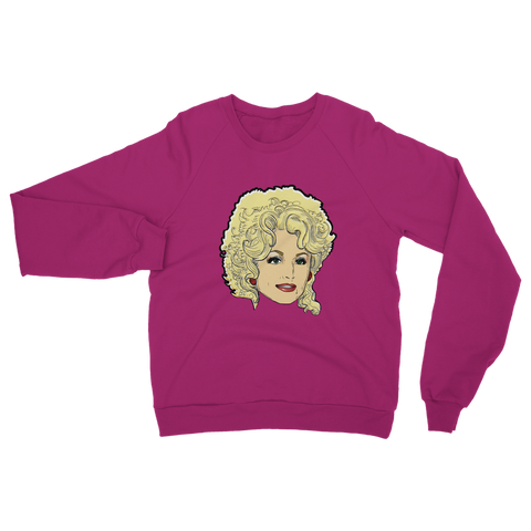 Dolly Mix - XWayneDidIt Sweatshirt