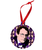 Professor Plum - Clue Ornament