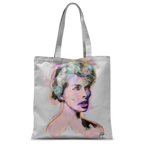 Hollywood Greats - Katherine Tote Bag