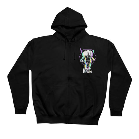 The Vivienne X Binge Big V Retail Zip Hoodie