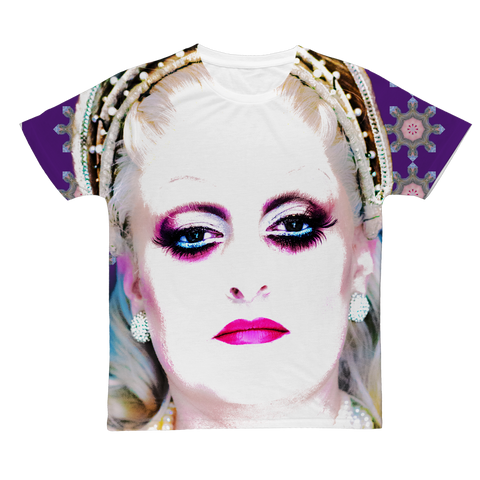 Mad Drag 2018 - Amethyst Classic Sublimation Adult T-Shirt