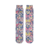 Floral Spice Fashion Tube Sock