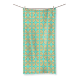 Dolly Mix Rhinestone Aqua Plain - XWayneDidIt Towel
