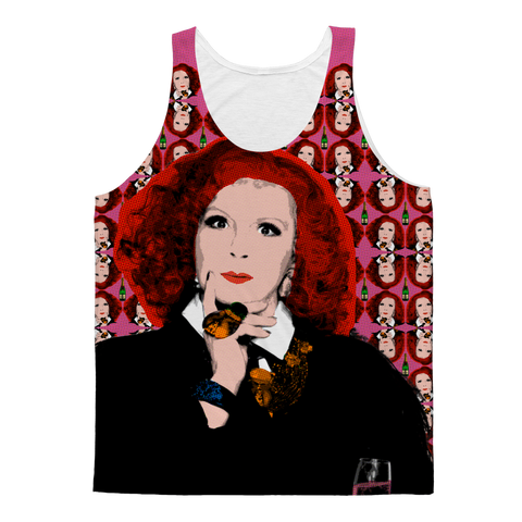 Ab Fab - Eddie Fashion Tank