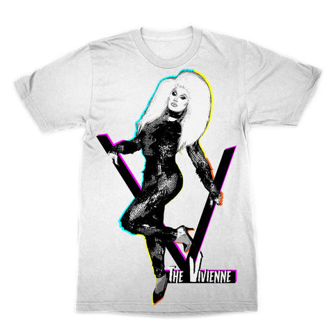 The Vivienne X Binge Fierce Sublimation T-Shirt