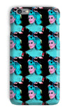 Blu Hydrangea X Binge - Pop Off Phone Case