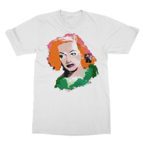Hollywood Greats - Bette Classic Adult T-Shirt