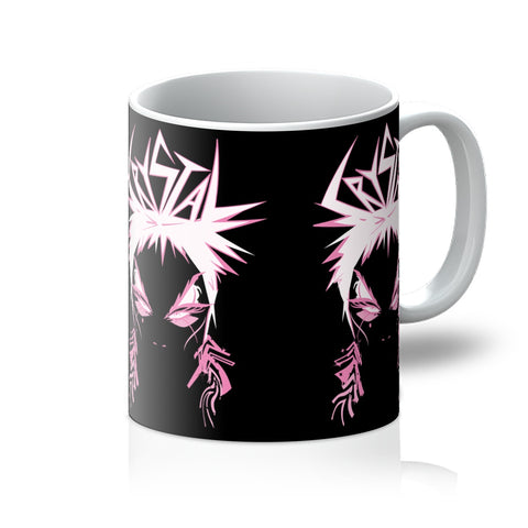 Crystal Official Pink Mug