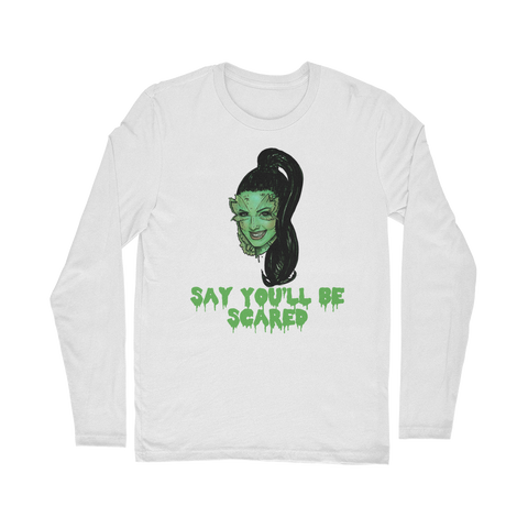 Spice Ghouls - Scared - XWayneDidIt Classic Long Sleeve T-Shirt