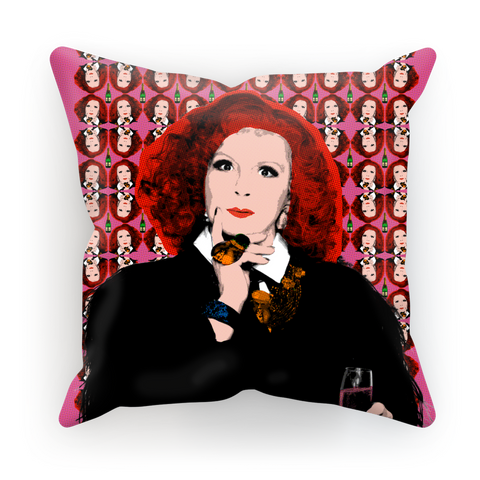 Ab Fab - Eddie Cushion Cover