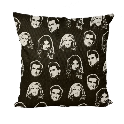 Bebe X Binge - Taste Throw Pillow with Insert