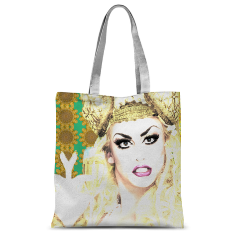 Mad Drag 2018 - Emerald Classic Sublimation Tote Bag