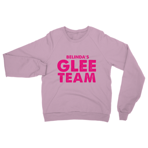 MDWAP - Glee Team Sweatshirt