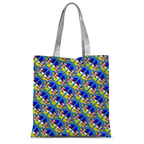 Queer as Folk Multi Sublimation Tote Bag