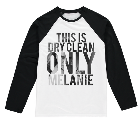 Spice Girls - Dry Clean Only Sublimation Baseball Long Sleeve T-Shirt