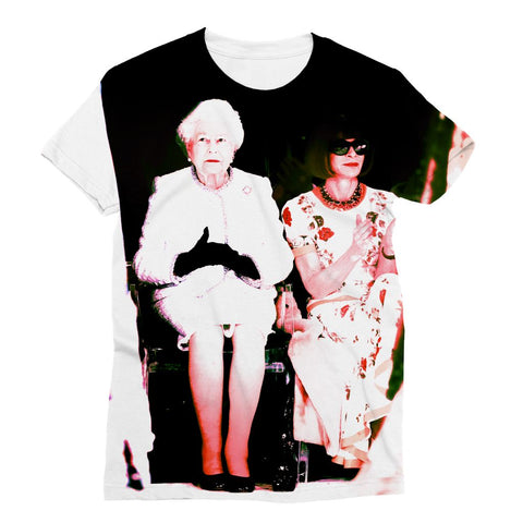 Anna & The Queen Fashion Tee