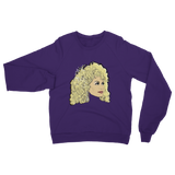 Dolly Mix Rhinestone - XWayneDidIt Sweatshirt