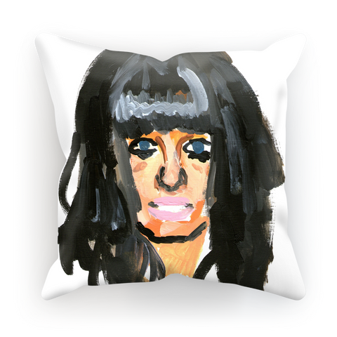 Claudia - Binge X Devin Wallace (Limited Edition) Cushion Cover