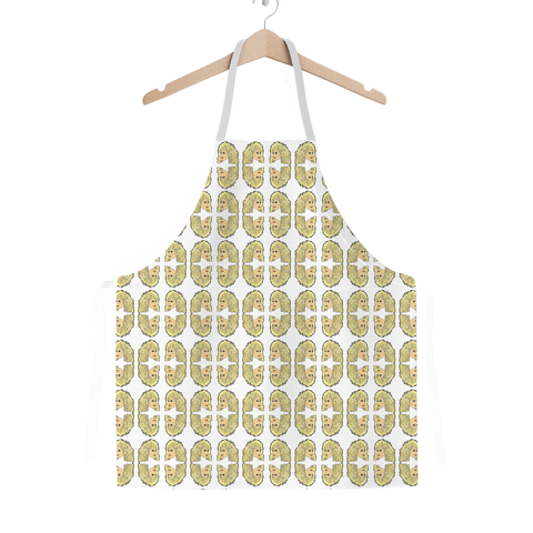 Dolly Mix Rhinestone Plain - XWayneDidIt Apron