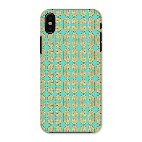 Dolly Mix 9to5 Aqua - XWayneDidIt Phone Case