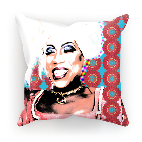 Mad Drag 2018 - Topaz Sublimation Cushion Cover