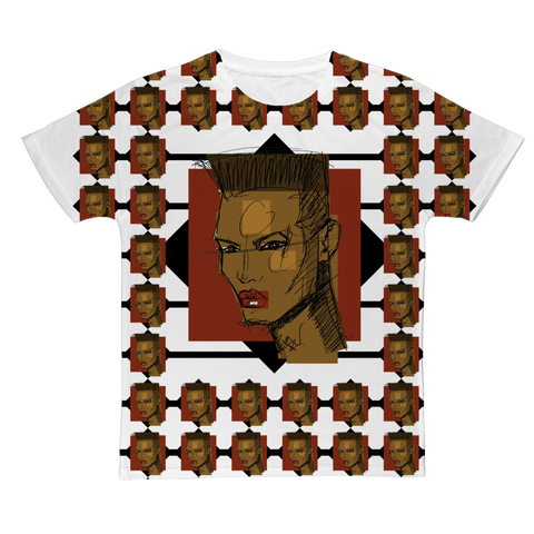Grace - X WayneDidIt Fashion Tee