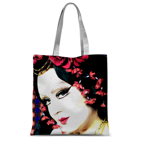 Mad Drag 2018 - Ruby Classic Sublimation Tote Bag