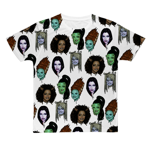 Spice Ghouls - XWayneDidIt Fashion Tee