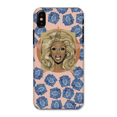 Ru - X WayneDidIt Phone Case