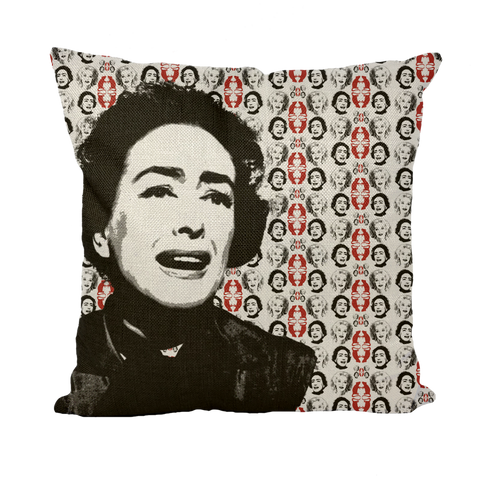 Baby Jane Joan Throw Pillow with Insert