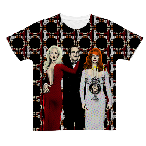 Death Becomes Her Fashion Tee
