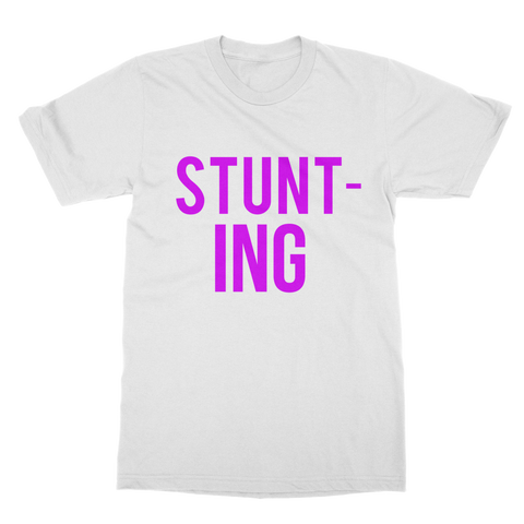 Pose - Stunting Classic Adult T-Shirt