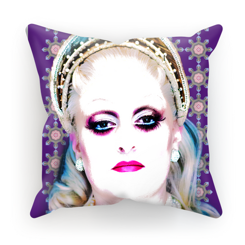 Mad Drag 2018 - Amethyst Sublimation Cushion Cover