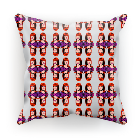 Oh No (Multi) - Miss Coco Peru X Binge Cushion Cover