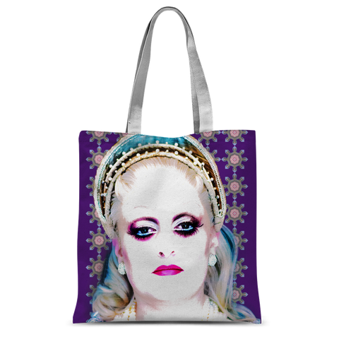 Mad Drag 2018 - Amethyst Classic Sublimation Tote Bag