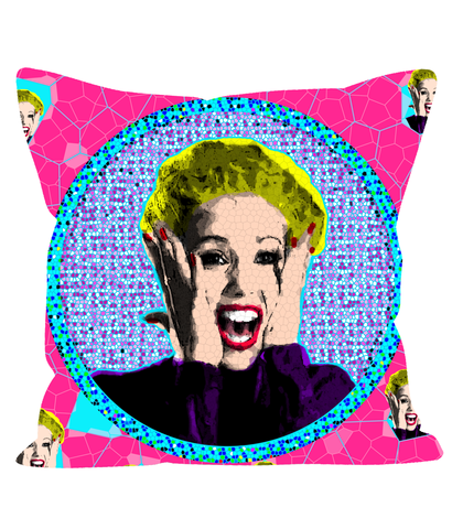 Nomi Malone Showgirls Fashion Pillow