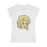 Dolly Mix Whorehouse - XWayneDidIt Classic Women's V-Neck T-Shirt