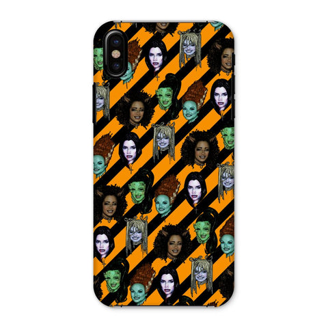Spice Ghouls Halloween - XWayneDidIt Phone Case