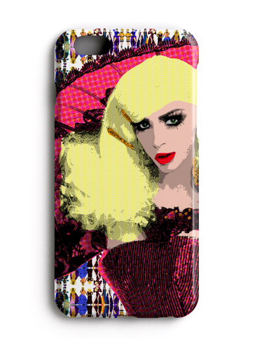 Drag Race All Stars - Alyssa Edwards iPhone Case