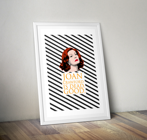 Feud - Bette Art Print