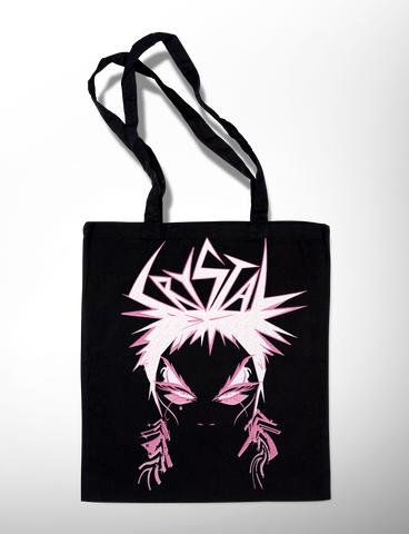 Crystal Official Pink Tote Bag