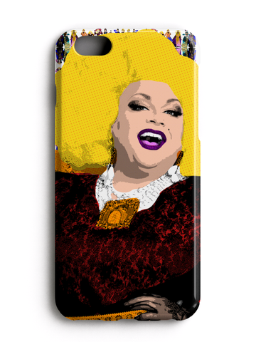 Drag Race All Stars - Ginger Minge iPhone Case