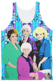 "TV Queens - Golden Girls ""Squad Goals"" Fashion Tank"