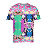 "TV Queens - Golden Girls ""Squad Goals"" Fashion Tee"