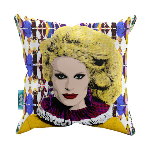 Drag Race All Stars - Katya Throw Pillow